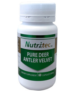Pure Deer Antler Velvet Supplement