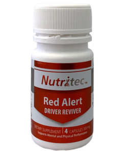 Red Alert Reviver (4 x 50 mg)